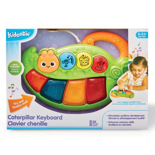 Caterpillar Keyboard