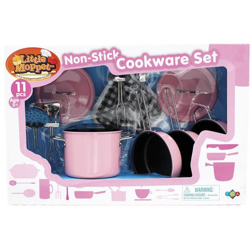 Pink Non-Stick Cookware