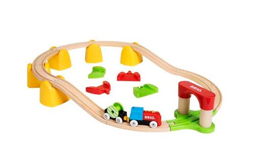 My First Railway B/O Train Set