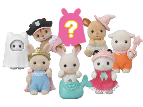 Baby Collectibles - Baby Costume Series