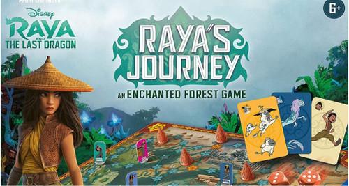 Raya Enchanted Forest