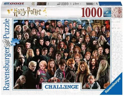 Challenge Harry Potter 1000 pc