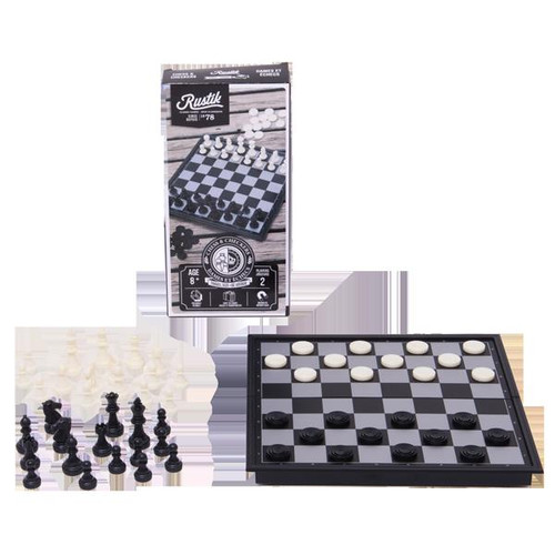 Magnetic Chess/Checkers