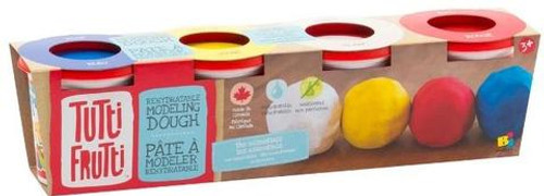 4-pack Unscented Dough