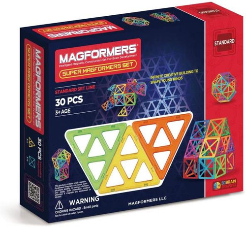 Super Magformers 30 pc