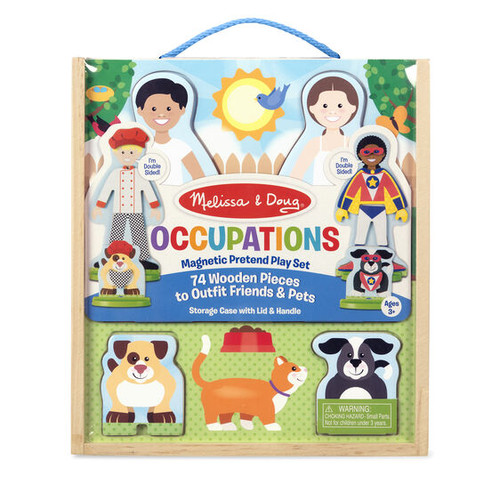 Magnetic Occupations