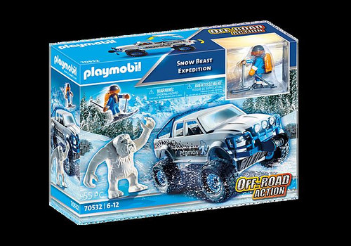 Snow Beast Expedition