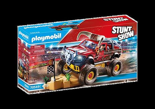 Stunt Show Bull Monster Truck