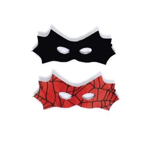 Reversible Spider Bat Mask