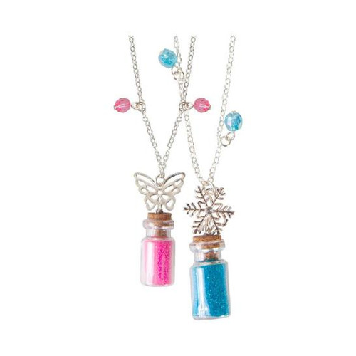 Fairy Princess Dust Necklace Assorted