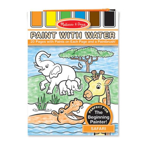 Paint With Water - Safari