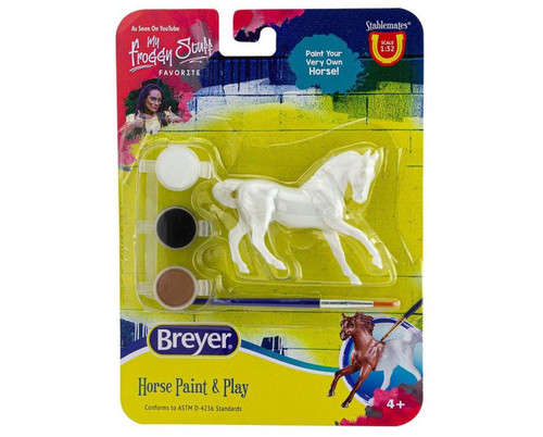 Horse Paint and Play