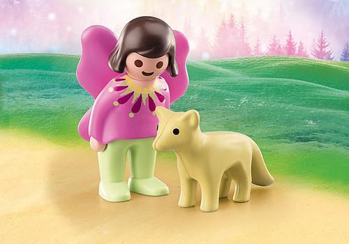 Fairy Friend With Fox 1,2,3