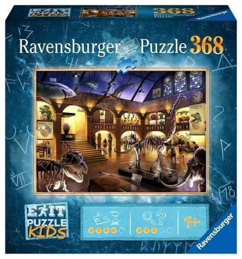 Escape Puzzle Kids Museum Mystery 368 piece
