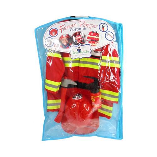 Firefighter Costume Set
