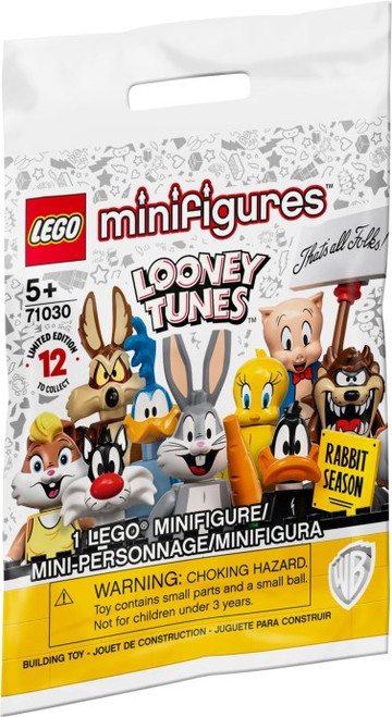 Looney Tunes Minifigs