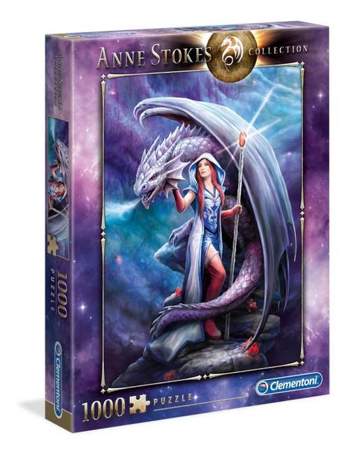 Anne Stokes - Dragon Mage 1000 pc