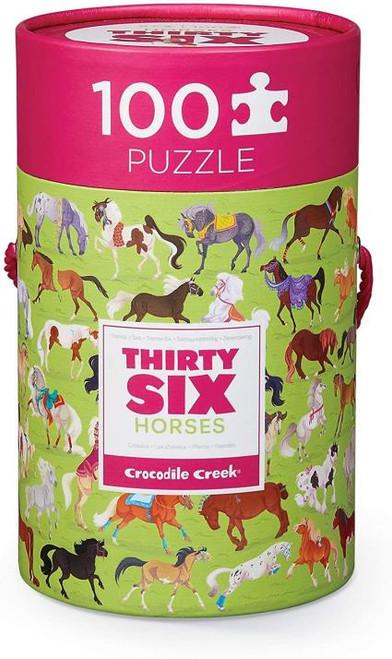 Horses 100 piece
