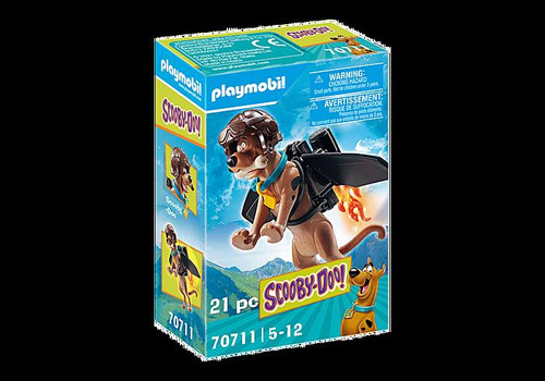 Scooby Doo - Collectible Pilot Figure