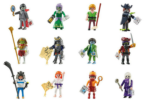 Scooby Doo - Mystery Figures series 2