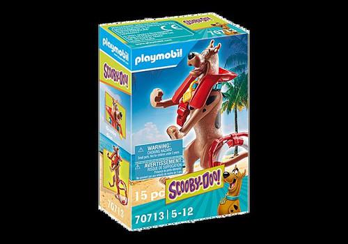 Scooby Doo - Collectible Lifeguard Figure