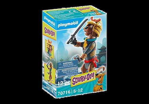 Scooby Doo - Collectible Samurai Figure