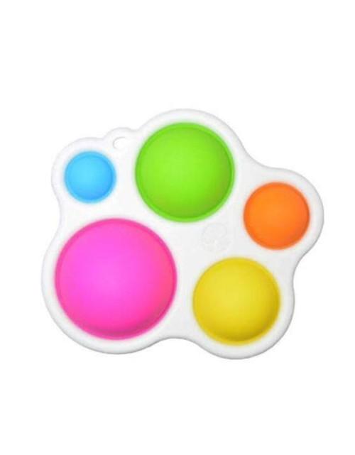 Push Pop Bubble Paint Palette