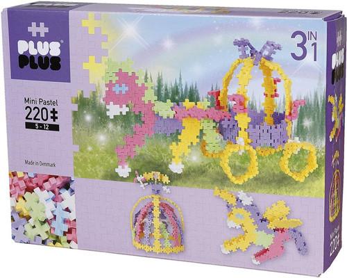 Basic 220 pieces Unicorn & Carriage