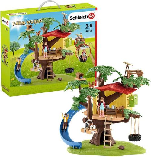 Farm World - Adventure Tree House