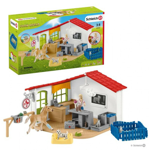 Farm World - Veterinarian Practice with Pets