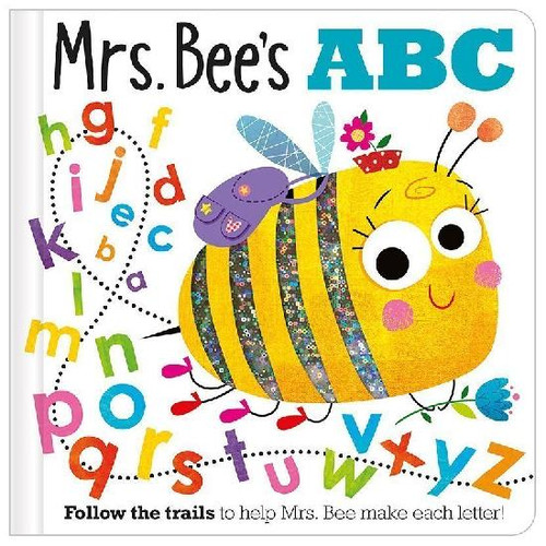 Mrs Bee's ABC Board Book