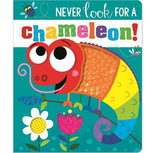 Never Look For A Chameleon