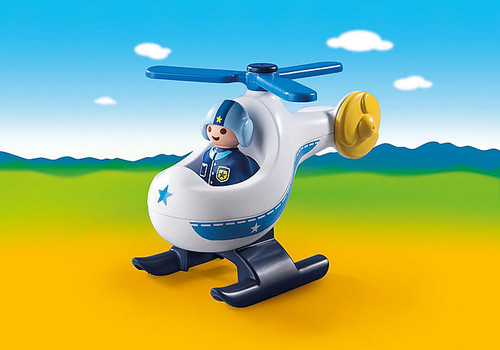 Police Helicopter 1,2,3
