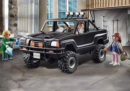 Back To The Future Marty's Pickup Truck