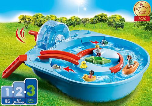 Splish Splash Water Park 1,2,3