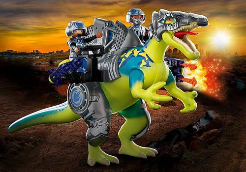 Spinosaurus - Double Defense Power