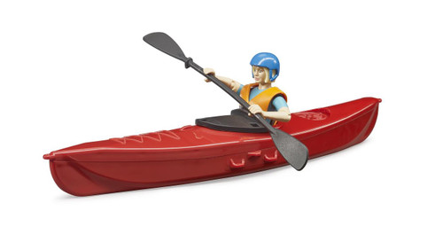 Bworld Kayak w/ Figure