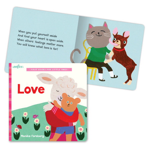 First Books For Little Ones Love