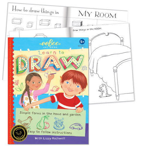 Art Books 1 - Learn To Draw Simple Forms