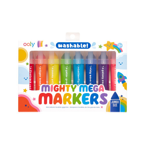 Mighty Mega Markers - Set of 8