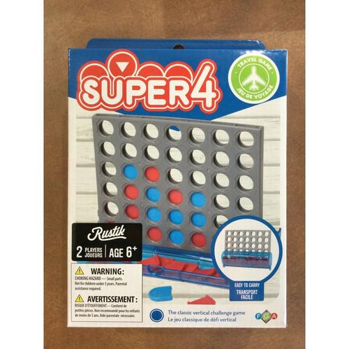 Super 4 - Travel Game
