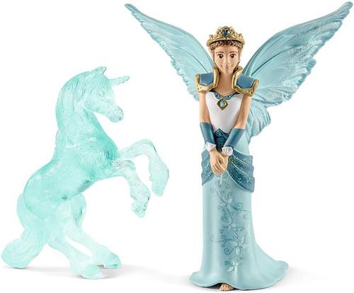 Bayala - Movie Eyela with Unicorn Ice Sculpture