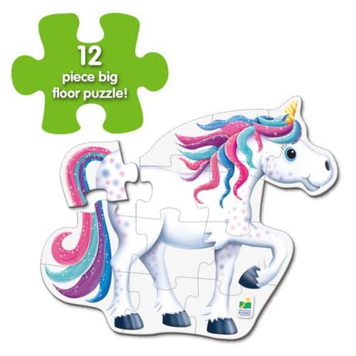 My First Big Floor Puzzle - Unicorn