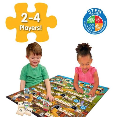 Play It! Game - 123 Treasure Hunt