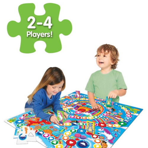 Play It! Game - Colours & Shapes
