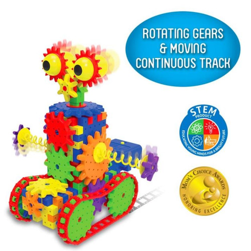 Techno Gears - Dizzy Droid