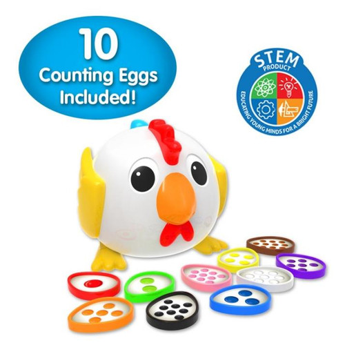 Learn With Me Counting Chicken