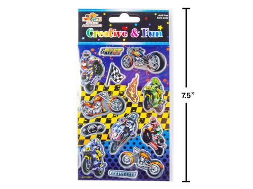 Racing Bikes Stickers
