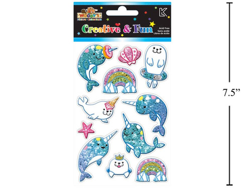 Stickers - Narwhal