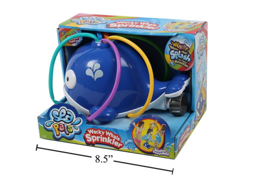 Sea Pals Whacky Whale Sprinkler